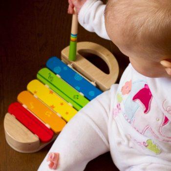 bebe juguetes ecologico la casa eco
